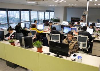 火米互动办公环境