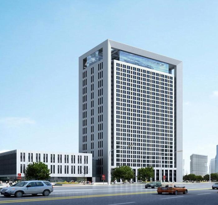 杭州吉利控股企业展厅