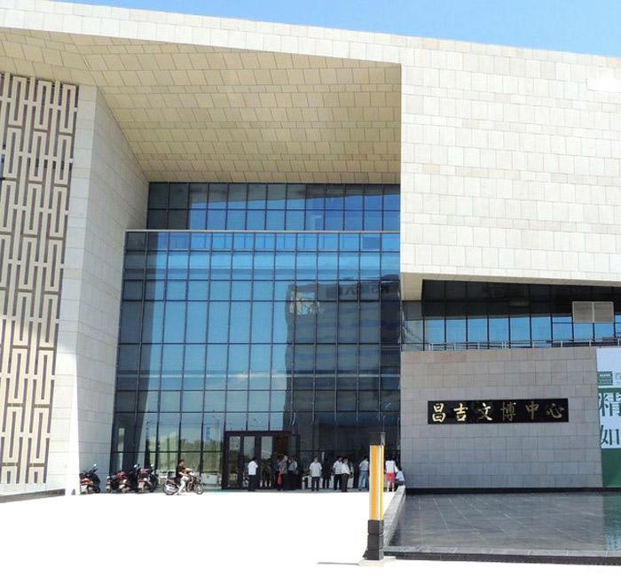 新疆昌吉文博中心数字展厅